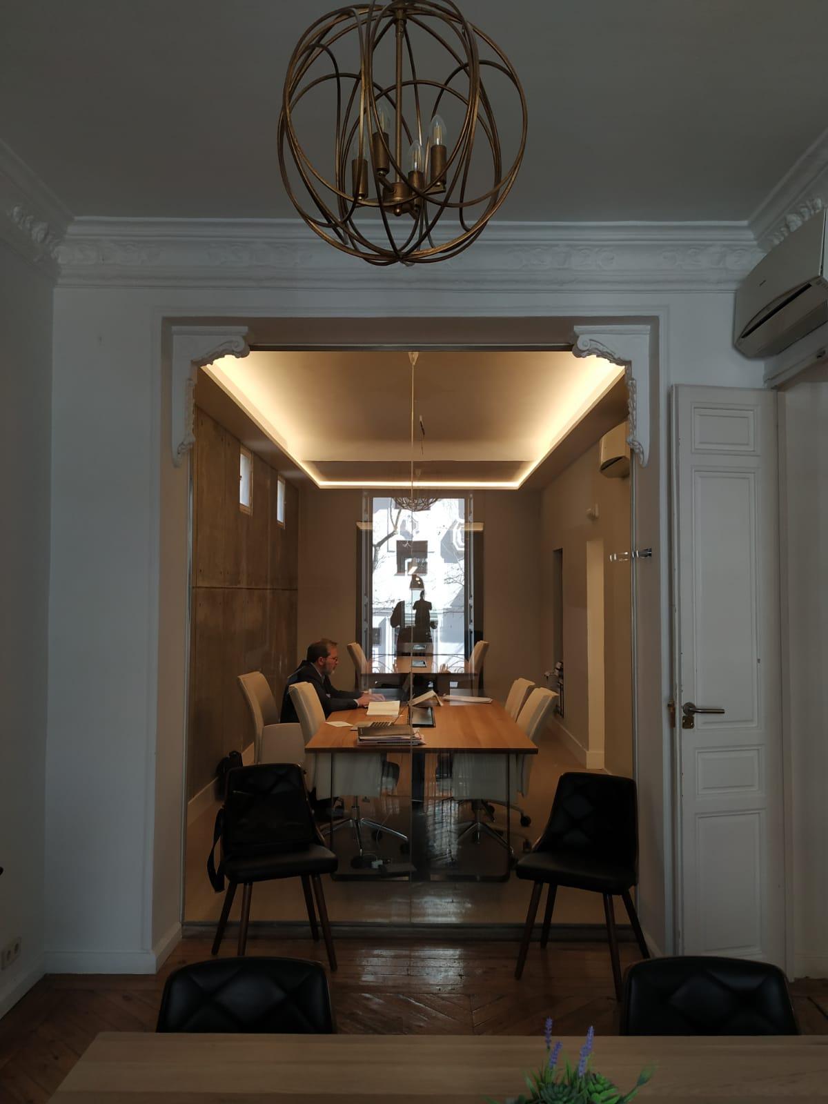 Oficina Barrio Salamanca 3